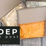 Soep per post